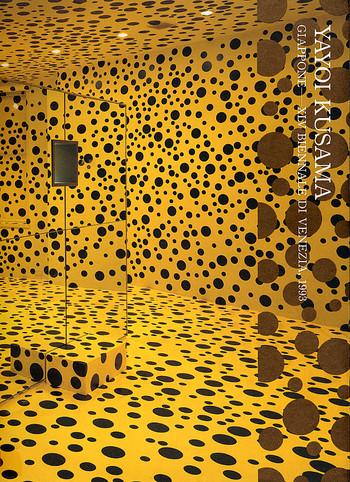 YAYOI KUSAMA: Giappone - XLV Biennale di Venezia, 1993