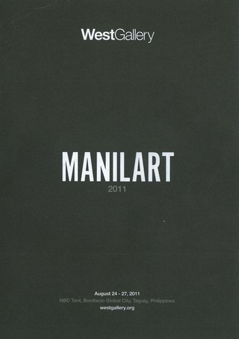 West Gallery: Manilart 2011
