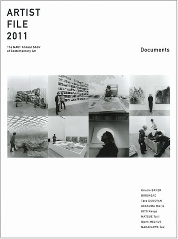 ARTIST FILE 2011: The NACT Annual Show of Contemporary Art Documents