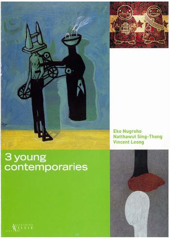 3 Young Contemporaries 2005