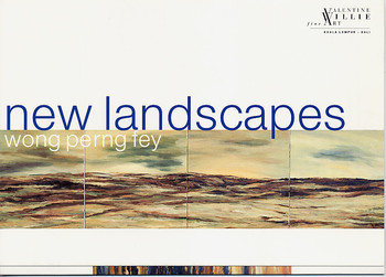 New landscapes: Wong Perng Fey