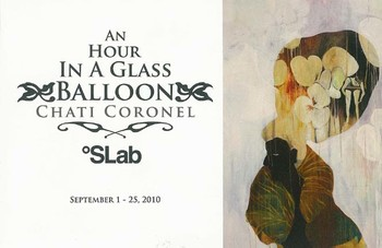 Chati Coronel: An Hour In a Glass Balloon