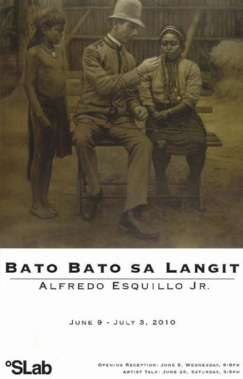 Alfredo Esquillo Jr.: Bato Bato Sa Langit