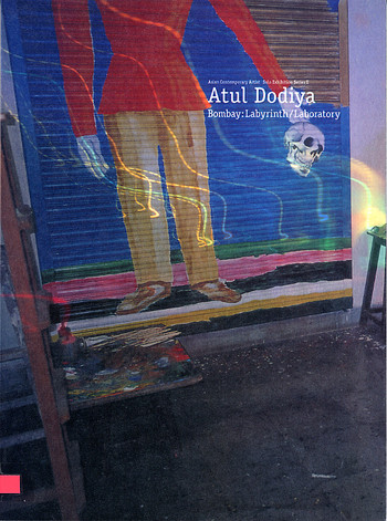 Asian Contemporary Artist Solo Exhibition Series II: Atul Dodiya - Bombay:Labyrinth/Laboratory