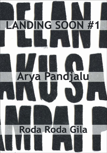 Landing Soon #1: Crazy Wheels: Arya Pandjalu