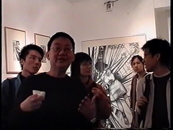 Discussion and Talk: Mapping Identities: The Art and Curating of Oscar Ho