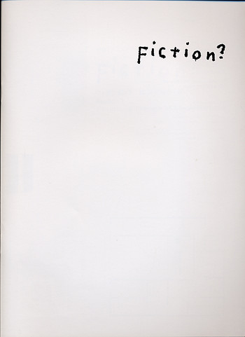 Fiction?: Painting in the Age of the Virtual