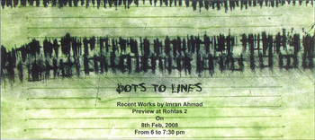 Dots to Lines: Imran Ahmad