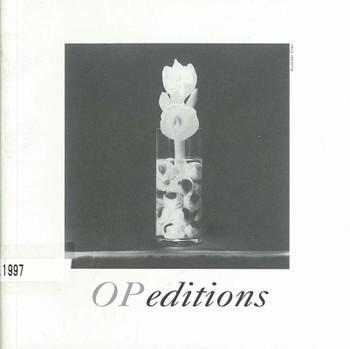 OP editions 9701