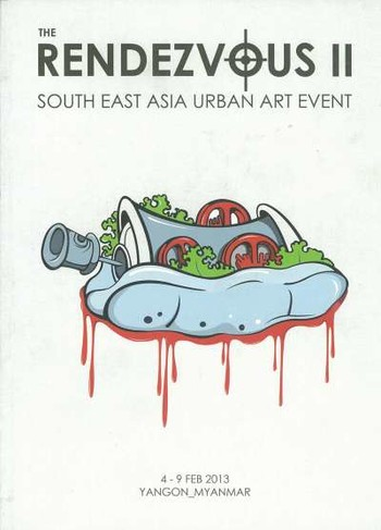 THE RENDEZVOUS II: South East Asia Urban Art Event