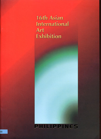 The 16th Asian International Art Exhibition of the Federation of Asian Artists - Philippines