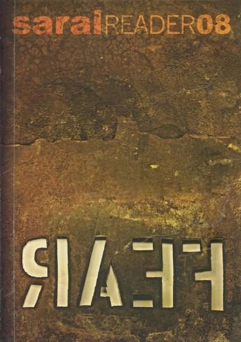 Sarai Reader 08: Fear