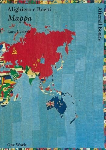 Alighiero e Boetti: Mappa