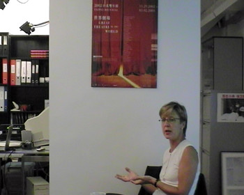Talk: Jane Debevoise: A Guggenheim in Hong Kong? (Re-run)