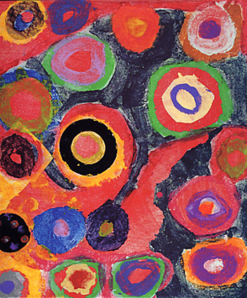 Circles in my mind: Pacita Abad - Prints and Paper Pulp Works