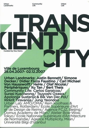 Trans(ient) City