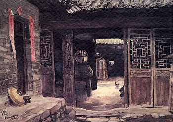 Recent Paintings by Lok Dock Seng