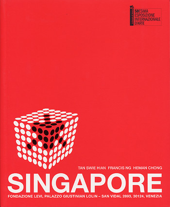 50Esima Esposizione Internazionale D'Arte:Tan Swie Hian   Francis Ng   Heman Chong -- SINGAPORE
