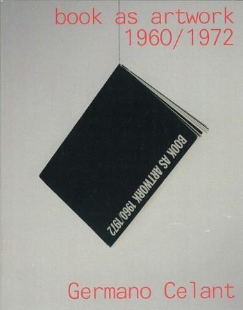Book as Artwork 1960/1972