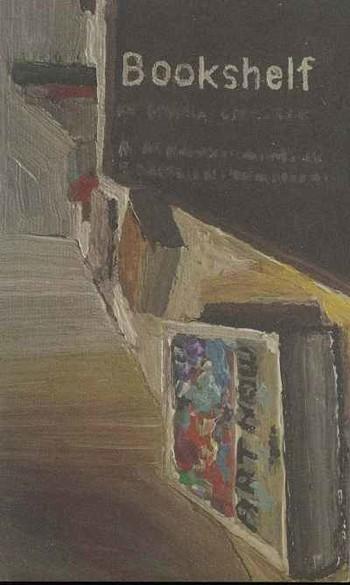 Bookshelf by Torlarp Larpjaroensook