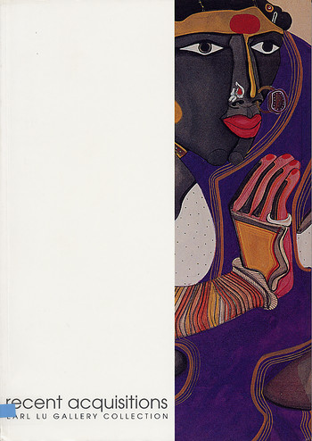 recent acquisitions: Earl Lu Gallery Collection