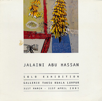 Jalaini Abu Hassan Solo Exhibition