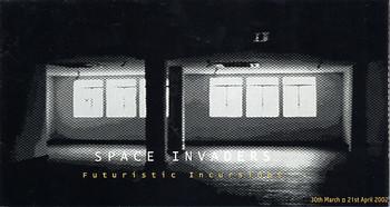 SPACE INVADERS: Futuristic Incursions
