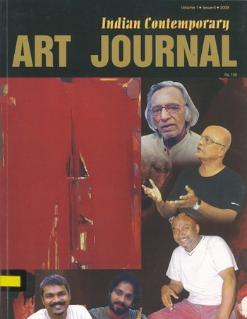 Indian Contemporary Art Journal (All Holdings in AAA)