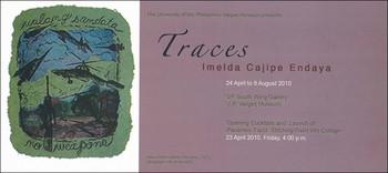 Imelda Cajipe Endaya: Traces