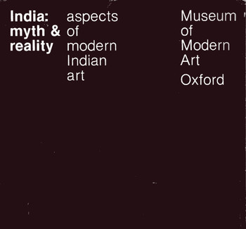 India: Myth & Reality - Aspects of Modern Indian Art