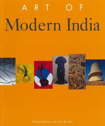 Art of Modern India