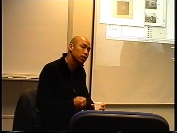 Talk: Leung Chi Wo