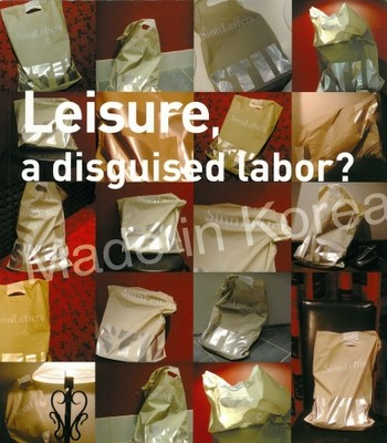 Leisure, A Disguised Labor?