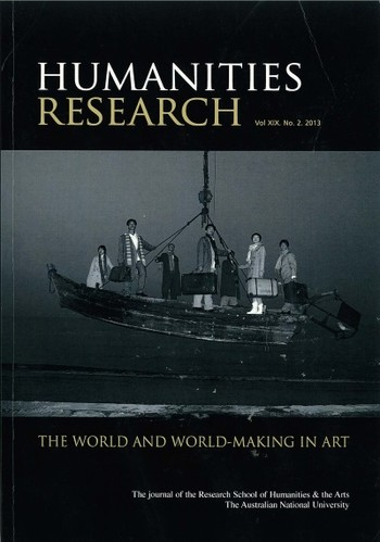 Humanities Research (All holdings in AAA)
