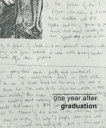 One Year After Graduation