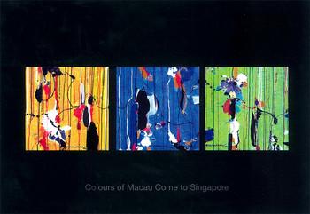 Colours of Macau Come to Singapore