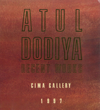 Atul Dodiya: Recent Works