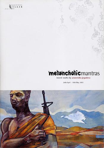 Melancholic Mantras: Recent Works by Anurendra Jegadeva
