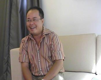 Interview: Dinh Q. Le