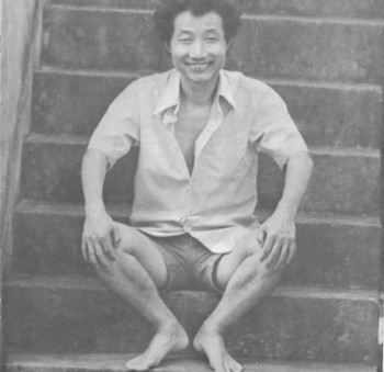 Weibor Chu and his Woodblocks