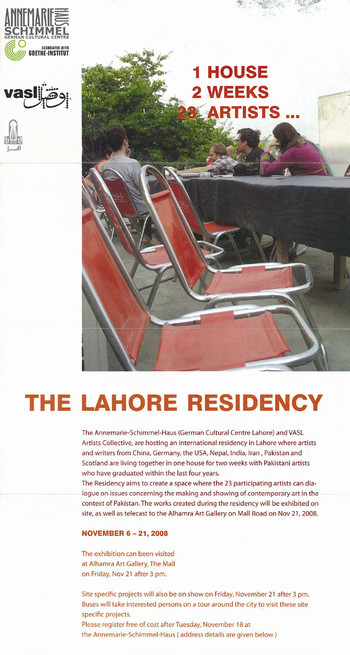 The Lahore Residency