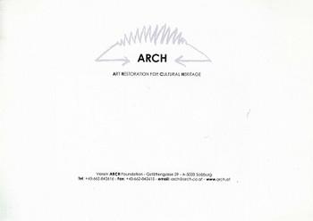 ARCH: Art Restoration for Cultural Heritage