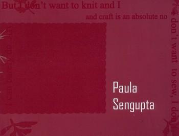 Paula Sengupta: No. 8, Shorts Bazaar/#8 Short Street?