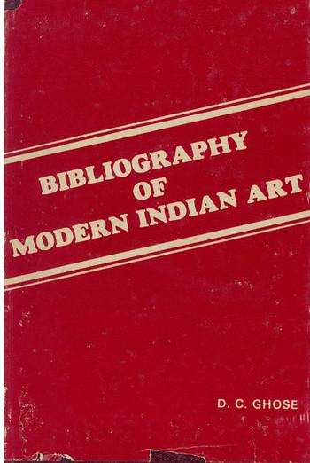 Bibliography of Modern Indian Art