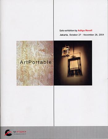 ArtPortable: Solo Exhibition by Aditya Novali