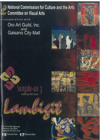 Sungdu-an 3: Making the Local -- Lambigit