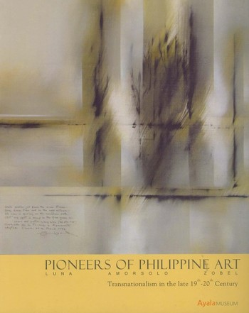 Pioneers of Philippine Art: Luna Amorsolo Zobel: Transnationalism in the late 19th - 20th Century