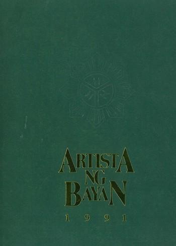Artista ng Bayan 1991