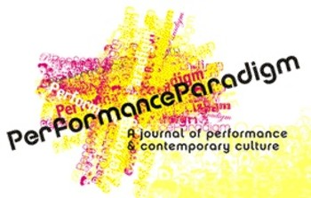 Performance Paradigm, Number 2 (March 2006): Japan After the 1960s: The Ends of the Avant-Garde