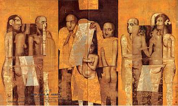 Art Exhibition : Ordained . Shi Hu